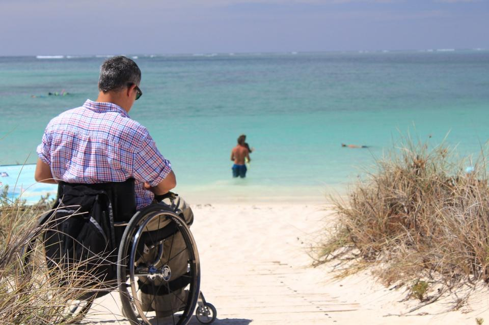 paraplegični seks videi